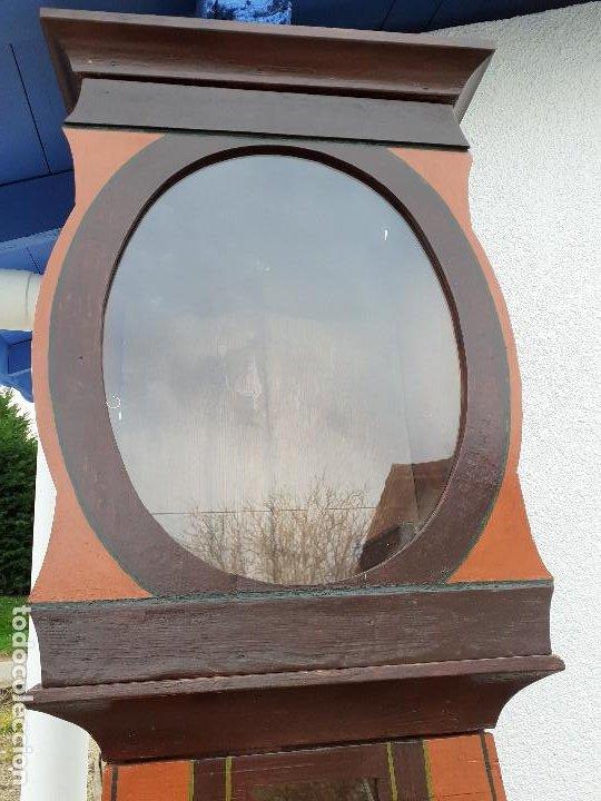 Relojes de pie: Caja de reloj Morez - Foto 2 - 194161863