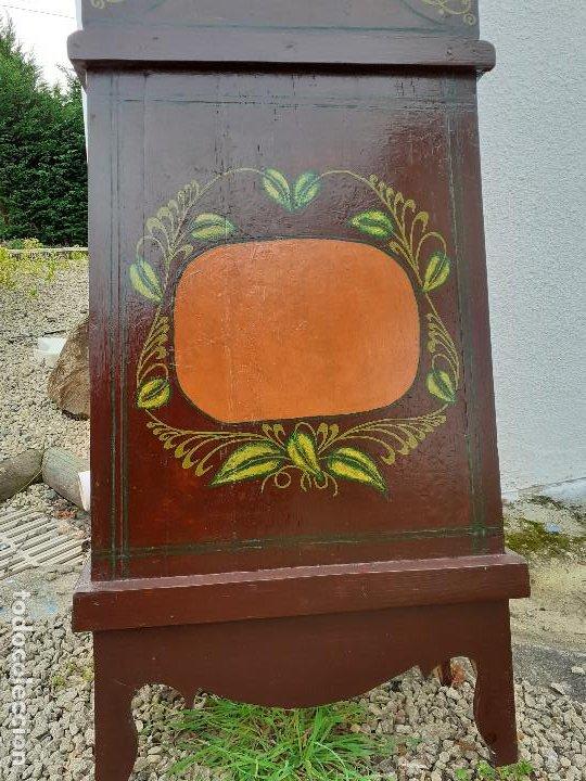 Relojes de pie: Caja de reloj Morez - Foto 4 - 194161863
