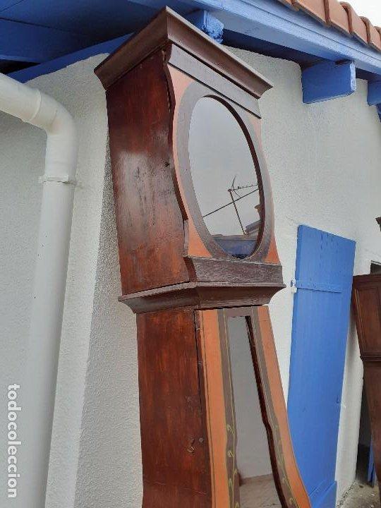 Relojes de pie: Caja de reloj Morez - Foto 6 - 194161863