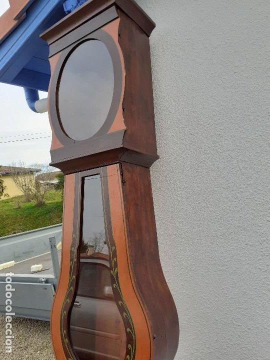 Relojes de pie: Caja de reloj Morez - Foto 7 - 194161863