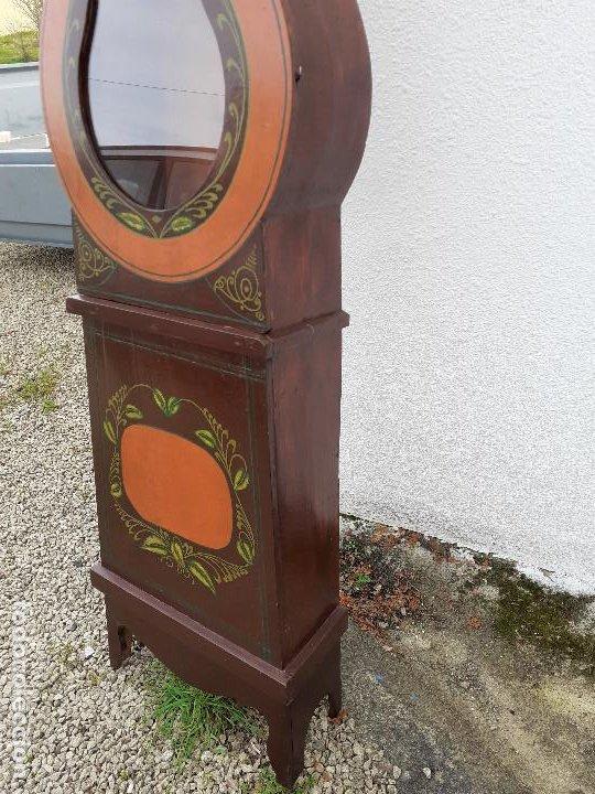 Relojes de pie: Caja de reloj Morez - Foto 8 - 194161863