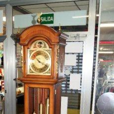 Relojes de pie: RELOJ PENDULO DE PIE -PENDULO MICRO TEMPUS FUGIT BUEN ESTADO. Lote 195081890