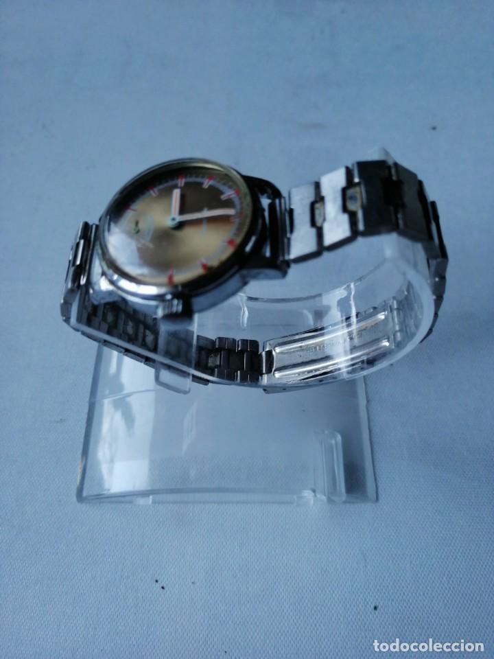 Relojes de pie: RELOJ DE PULSERA HELICON.CARGA MANUAL. - Foto 2 - 195942156