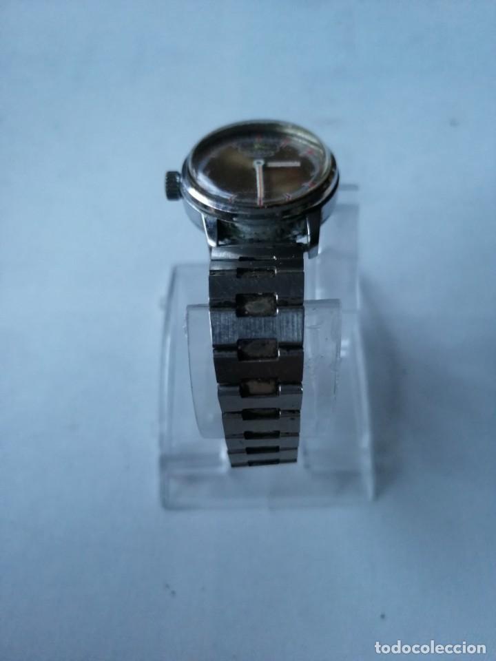 Relojes de pie: RELOJ DE PULSERA HELICON.CARGA MANUAL. - Foto 3 - 195942156