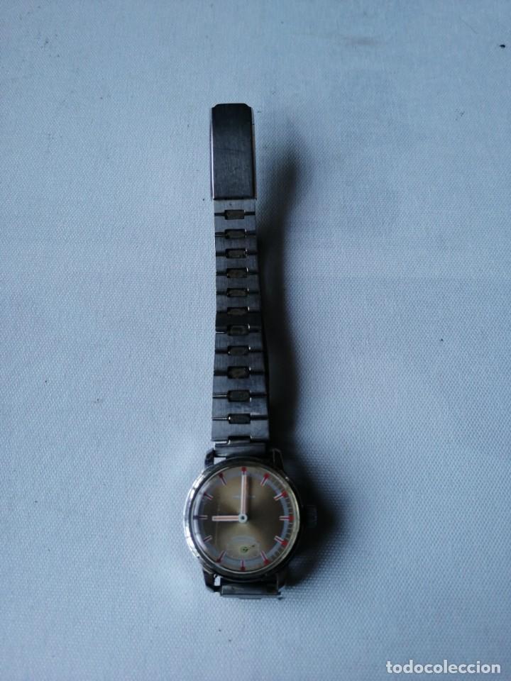 Relojes de pie: RELOJ DE PULSERA HELICON.CARGA MANUAL. - Foto 5 - 195942156