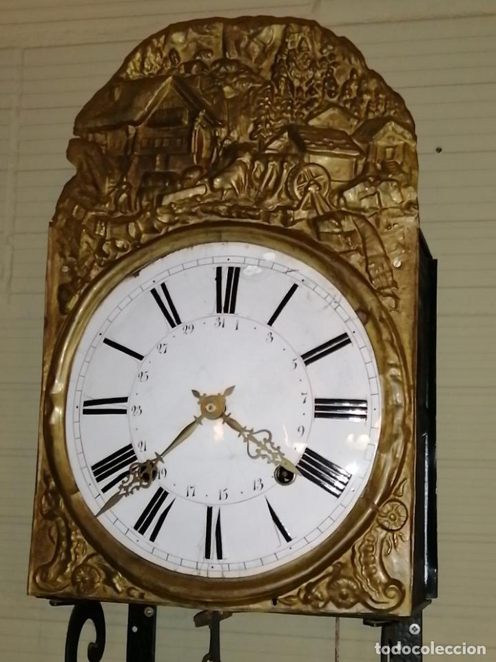 Relojes de pie: RELOJ PENDULO REAL POLICROMADO - Foto 5 - 192745982