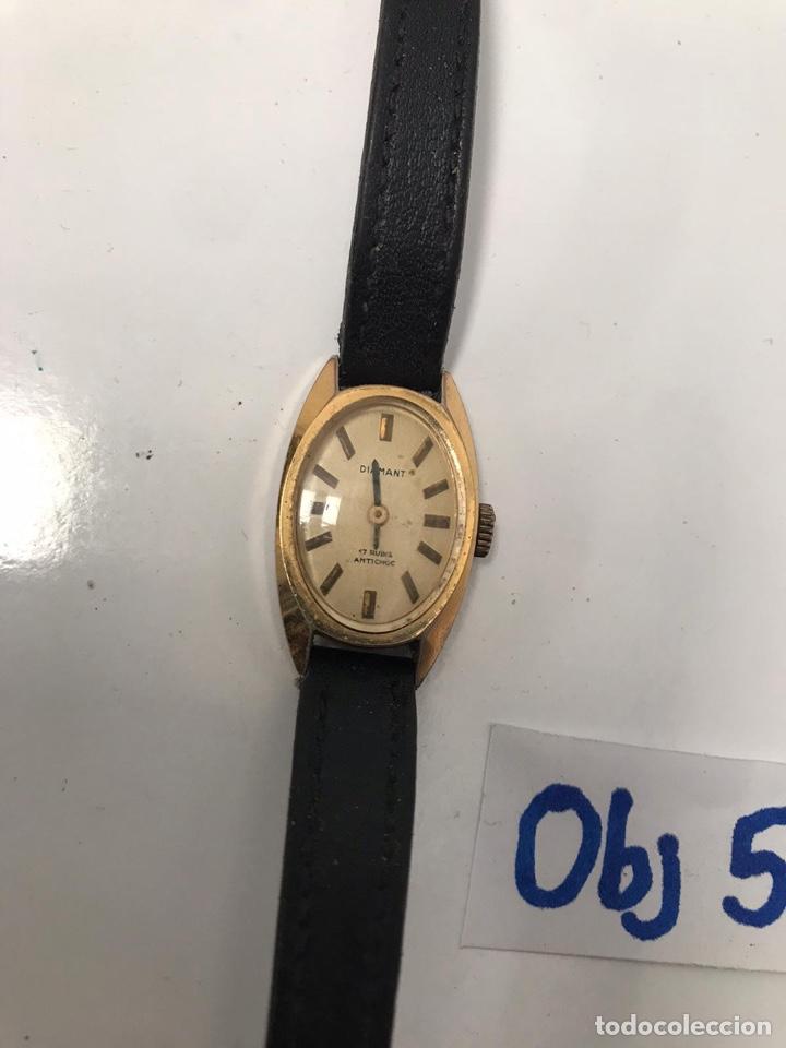 Relojes de pie: Reloj diamant - Foto 2 - 199147262