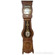Relógios de pé: RELOJ DE PIE CON CAJA,MOREZ,MORET,PENDULO REAL.. Lote 200080576
