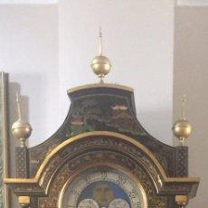 Relojes de pie: ANTIGUO E IMPONENTE RELOJ DE CARRILLON MOTIVOS CHINESCOS. Lote 200812460