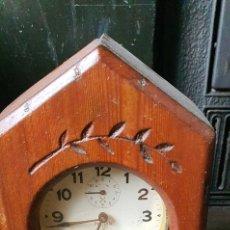 Relojes de pie: RELOJ ANTIGUO CUERDA. Lote 203357593