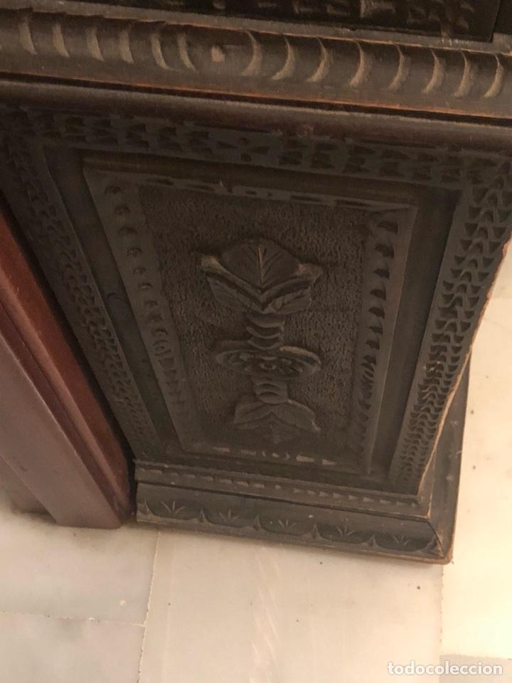 Relojes de pie: Reloj morez antiguo, siglo XIX sólo recogida - Foto 12 - 203951810