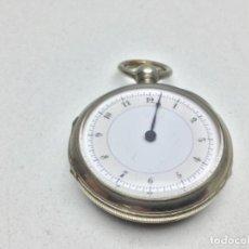 Relojes de pie: ANTIGUO PODÓMETRO DE BOLSILLO - CUENTAPASOS. Lote 203991906