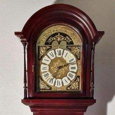 Relojes de pie: RELOJ CARGAS Y PÉNDULO LAFUENTE. Lote 204376022