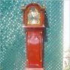 Relojes de pie: RELOJ DE PIE, FABRICACION SANTOS ALONSO CABALLERO, 1955. Lote 205852491