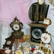 Relojes de pie: LOTE RELOJES. GRAN LOTE, IDEAL COMERCIANTES O REBENDEDORES. Lote 206128371