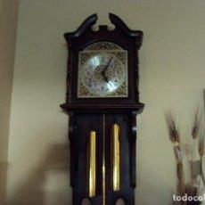Relojes de pie: RELOJ DE CUERDA MUY ANTIGUO. Lote 207908441