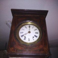 Relojes de pie: RELOJ DE MOREZ CON CAJA DE MADERA A. T. 245.. Lote 208072078