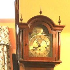 Relojes de pie: RELOJ INGLÉS ED. WICHFLEAD - LONDON. Lote 208081185