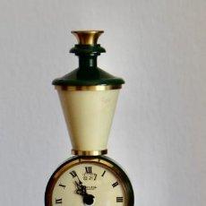 Relojes de pie: RELOJ CON ALARMA JAEGER LECOULTRE RUE DE LA PAIX- FUNCIONA- 29 CM-107-18273-7379. Lote 211669810