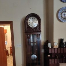 Relojes de pie: RELOJ ANTIGUO DE CARRILLÓN. Lote 211792932