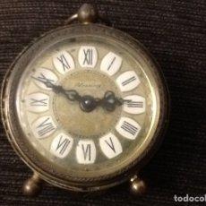 Relojes de pie: RELOJ SOBREMESA BLESSING HECHO EN ALEMANIA CARGA MANUAL. Lote 211840055
