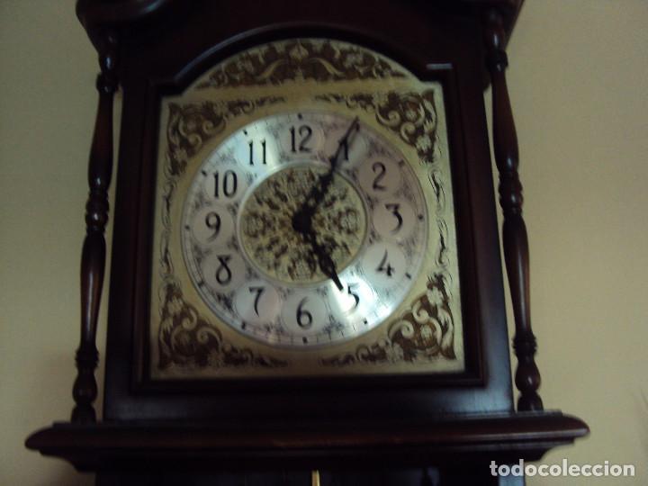Relojes de pie: RELOJ DE CUERDA MUY ANTIGUO - Foto 2 - 212808373