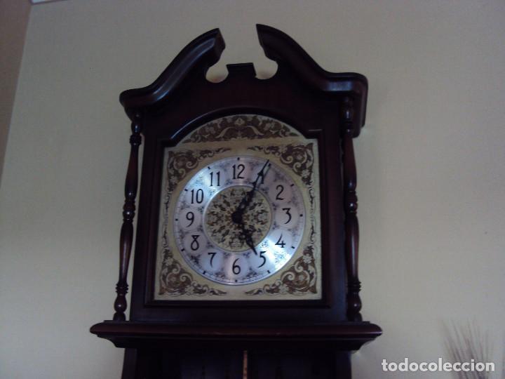 Relojes de pie: RELOJ DE CUERDA MUY ANTIGUO - Foto 3 - 212808373