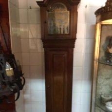 Relojes de pie: RELOJ DE PIE CONVERTIDO EN BAR. Lote 266797799