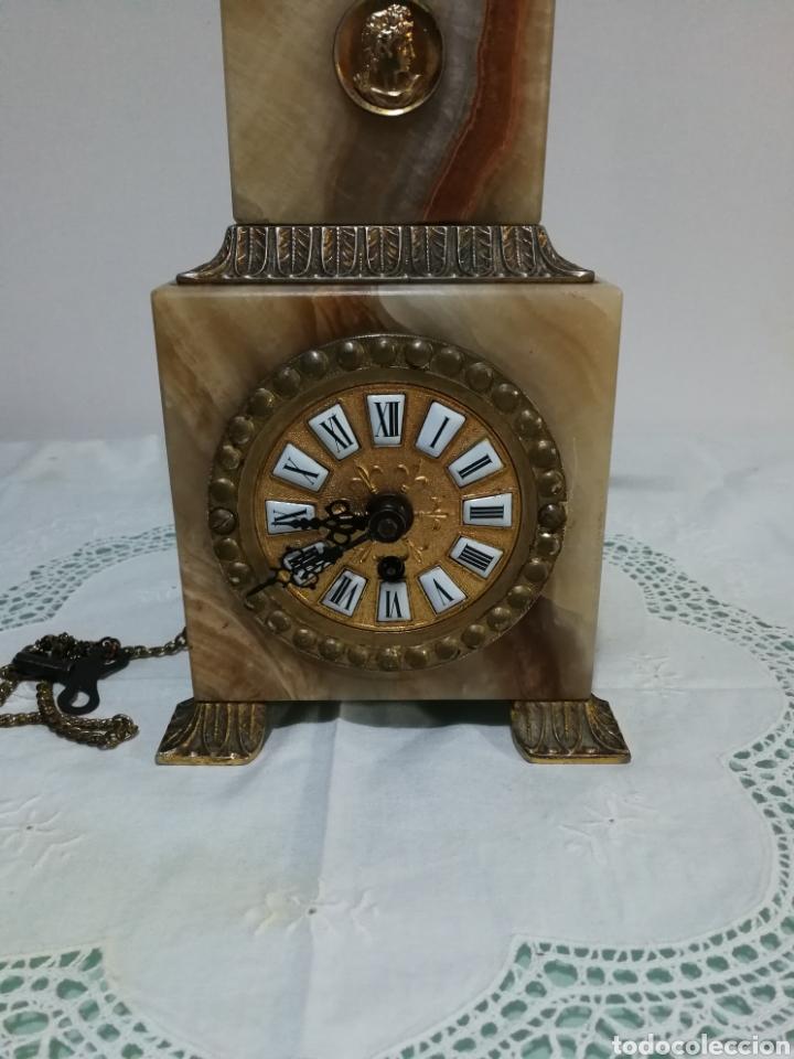 Relojes de pie: RELOJ DE CUERDA ALEMAN - Foto 2 - 215675501