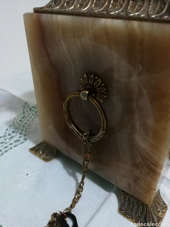 Relojes de pie: RELOJ DE CUERDA ALEMAN - Foto 5 - 215675501