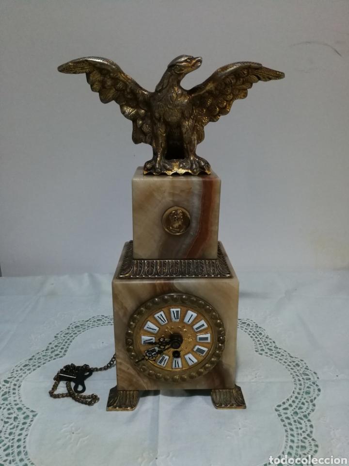 RELOJ DE CUERDA ALEMAN (Relojes - Pie Carga Manual)