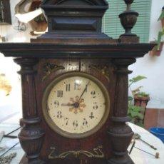 Relógios de pé: RELOJ DESPERTADOR ALFONSINO. Lote 217209670