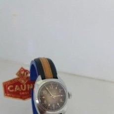 Relojes de pie: RELOJ CAUNY PRIMA SWISS MADE. Lote 217272452