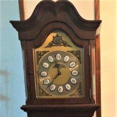 Relojes de pie: RELOJ DE PIE DE MADERA. Lote 218456530
