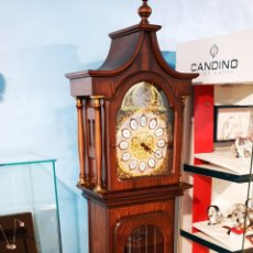 Relojes de pie: RELOJ ANTESALA CARRILLON J. PASTOR. Lote 218619822