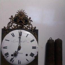 Horloges de parquet: RELOJ MOREZ LUIS XV. Lote 219812393