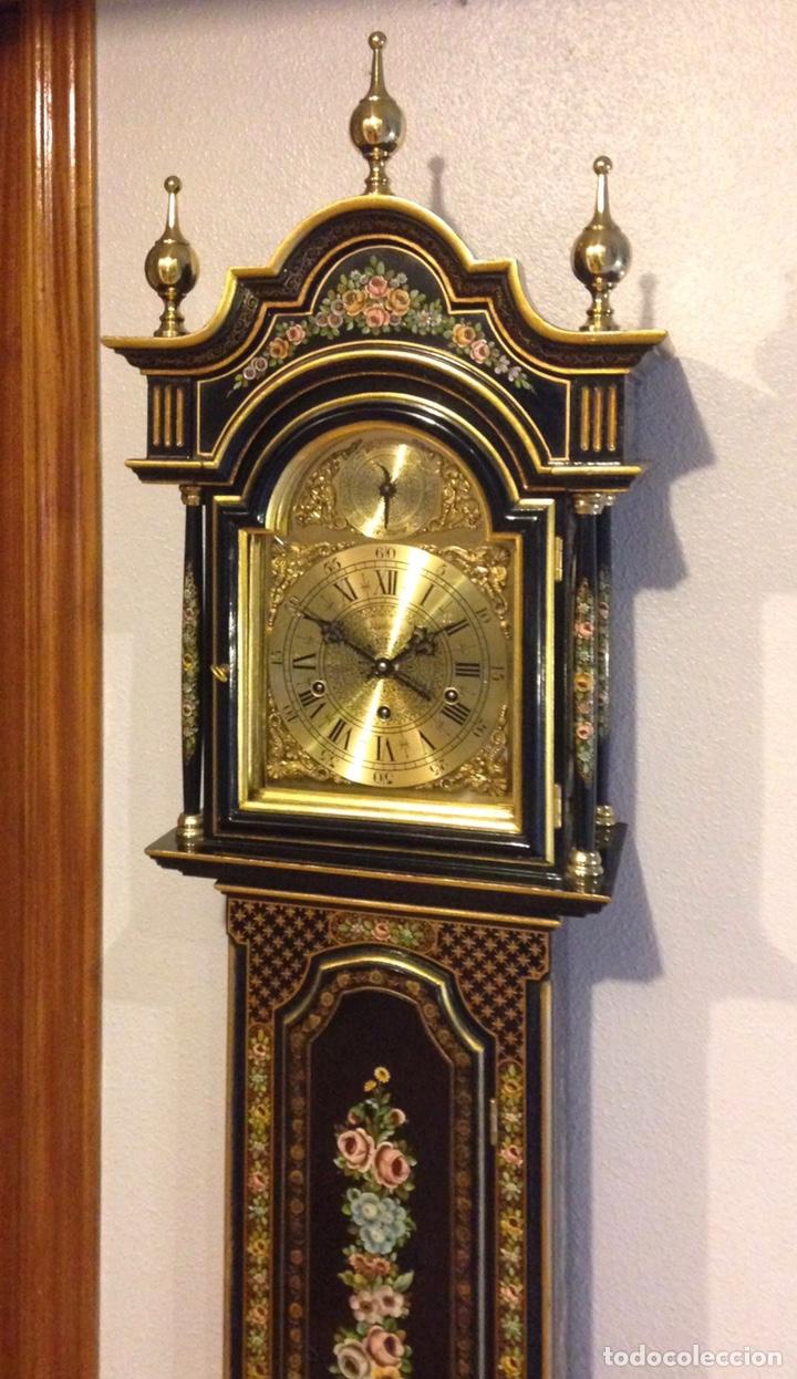 EXCLUSIVO RELOJ ANTIGUO REGULADORA (Relojes - Pie Carga Manual)
