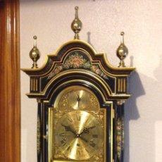 Relógios de pé: EXCLUSIVO RELOJ ANTIGUO REGULADORA. Lote 222826641