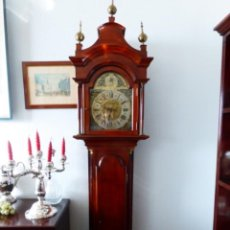 Relojes de pie: RELOJ INGLÉS SIMPSON ERIKER. Lote 226621515