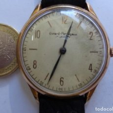 Relógios de pé: AÑOSD 50 PRECIOSO Y MUY IMPORTANTE RELOJ CABALLERO CUERDA GERAD PERREGAUX, BUEN ESTADO FUNCIONANDO P. Lote 232855710