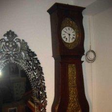Relojes de pie: RELOJ DE PIE MORET COURVANT. Lote 237904580