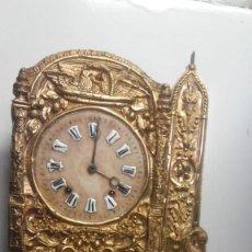 Relógios de pé: 2 RELOJES MOREZ PARA REPARAR Y PARA PIEZAS. Lote 239427705