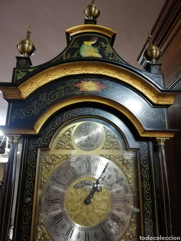 Relojes de pie: Reloj motivos chinos, funciona perfectamente - Foto 8 - 240189310