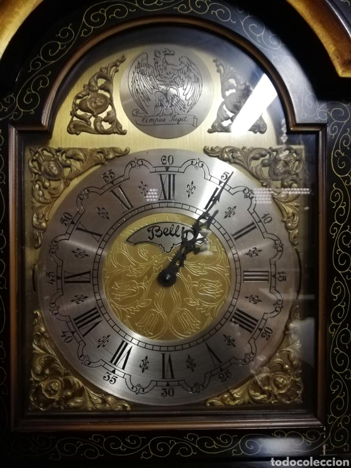 Relojes de pie: Reloj motivos chinos, funciona perfectamente - Foto 11 - 240189310