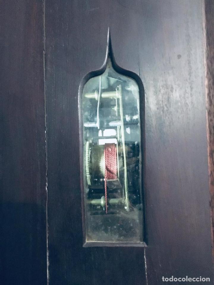 Relojes de pie: ANTIGUO RELOJ INGLÉS DE PIE - SIGLO XVIII - FUNCIONANDO - Foto 22 - 143546901