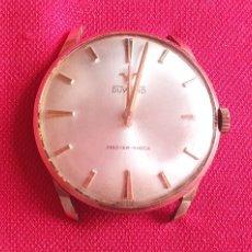 Relógios de pé: RELOJ DUWARD FUNCIONA . MIDE 34 MM DIAMETRO. Lote 243142980