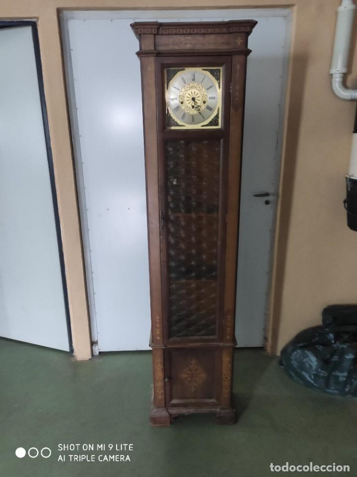 Relojes de pie: Reloj de pie o antesala - Foto 2 - 249406145
