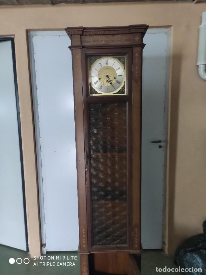 Relojes de pie: Reloj de pie o antesala - Foto 12 - 249406145