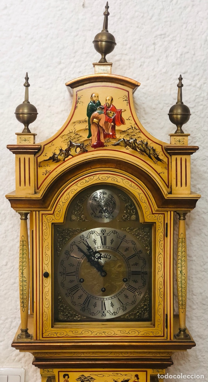 Relojes de pie: Reloj Pie Tempus Fugit Edición coleccionista - Foto 2 - 250254745