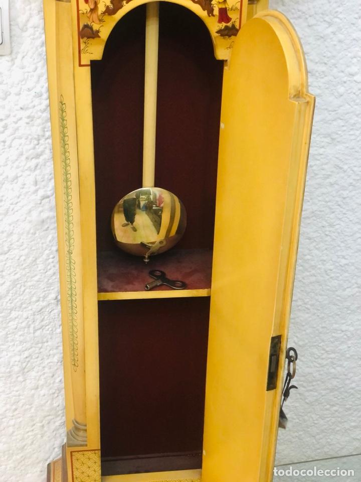 Relojes de pie: Reloj Pie Tempus Fugit Edición coleccionista - Foto 13 - 250254745
